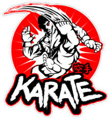 Karate Martial Arts Car Stickers Decals Customizable Designs