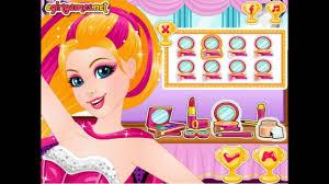 super barbie cheerleader didi games