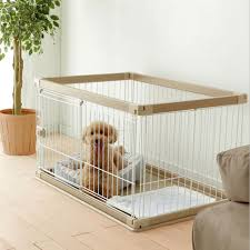 Dog Cage Small Medium Dog Indoor Pet Fence Fence Teddy Bomei Kennel With Toilet Shopee Malaysia