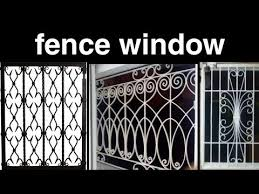 Fence Window Grill 2020 New Window Design Youtube