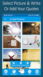 picture quotes text photo editor frames sticker by charisma apps