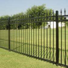 China Decorative Wrought Iron Fencing Panel Dog Proof China Wrought Iron Fencing Panel Fencing Panel Dog Proof