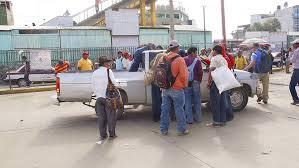 Desempleo, carga de los albañiles en Oaxaca   nvinoticias.com