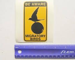 Monty Python Migratory Birds Movie Tv Vinyl Decal Gem City Books