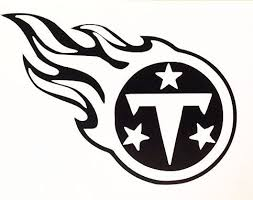 Titans Vinyl Decal On Etsy 3 00 Tennessee Titans Logo Titans Football Titan Logo