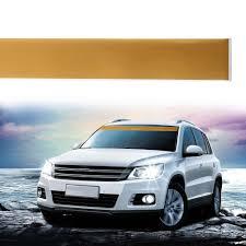 6 X60 Car Vinyl Windshield Decal Strip Racing Stripe Sticker Window Visor Decor