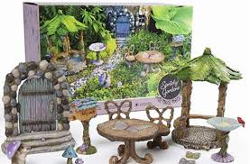 12 fairy garden kits that will add some