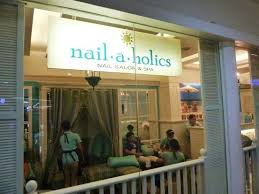 nail salon picture of robinsons