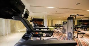 fitness center mella hotel las