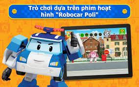 Robocar Poli: Giải cứu Thành Phố Game Cho bé Trai cho Android ...