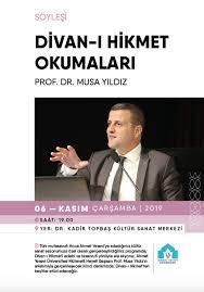 Prof. Dr. Musa YILDIZ