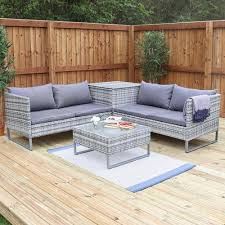 wood garden furniture patio set covers