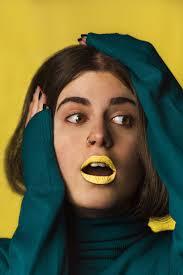 pardon face yellow mua makeup art