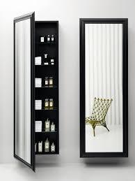 build a bathroom mirror storage case
