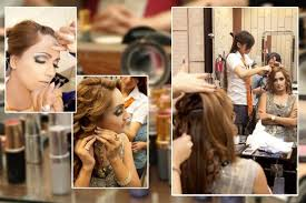 beauty saloons for bridal party makeup