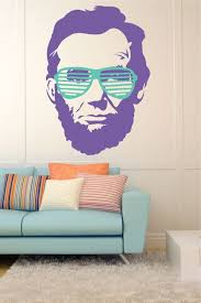 Babe Lincoln Wall Decals Walltat Com Art Without Boundaries