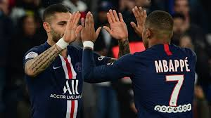 Mbappe linking with Icardi like he did with Falcao at Monaco - PSG ...