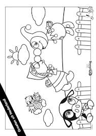Kids N Fun 10 Kleurplaten Van Efteling Jokie