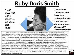 Ruby Doris Smith | Af-Am Point of View