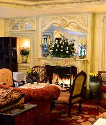 hotels with fireplaces to get cozy