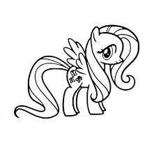 My Little Pony Mlp Fluttershy Vinyl Decal Sticker Etsy