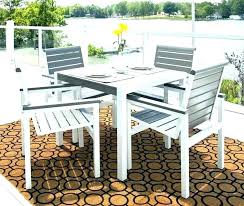 furniture small outdoor table set patio