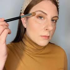 a simple eyeshadow look tutorial