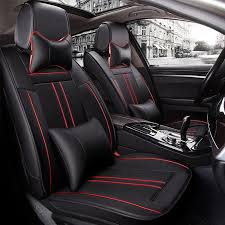 leather car seat cover covers auto