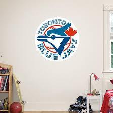 Toronto Blue Jays Throwback Logo Wall Decal Allposters Com