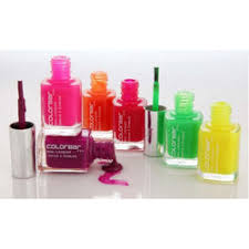optional colorbar nail lacquer pack