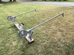 downrigger outrigger gear 2 vine