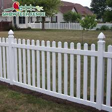 China 4 5 Pvc Vinyl White Plastic Fence Post Gothic Cap Photos Pictures Made In China Com