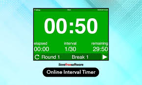 7 interval timer free s
