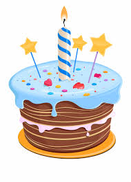 Image result for happy birthday cake clipart images