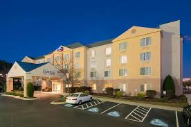 hotel fairfield col harbison columbia