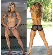 Real Female Muscle! Interview With Myra Marshall (with pics)   MuscleHack  by Mark McManus