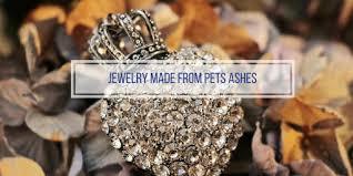 pet memorial jewelry diamonds made