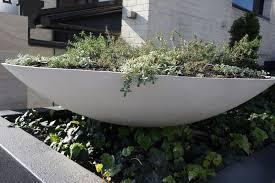 pots planters landscape design