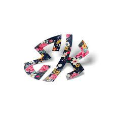 Sigma Kappa Monogram In Floral Sticker 3 Buy Online In Aruba At Desertcart