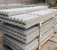 Concrete Slotted Fence Posts Buy Online Uk Delivery