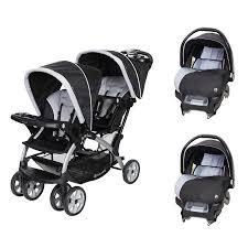 baby in 2020 tandem stroller