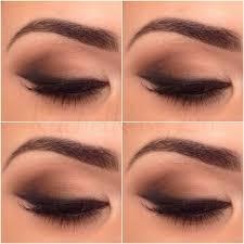 basic smokey eyes makeup