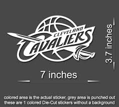 Cleveland Cavaliers Vinyl Car Truck Decal Window Sticker Basketball 6 Stickerboy Skins For Protecting Your Mobile Device