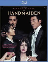 the handmaiden blu ray 2016 best