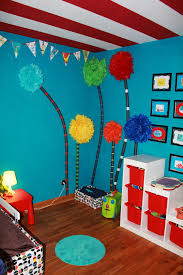 Love Camden S Room May Use It For Inspiration For Our Play Room Dr Seuss Nursery Baby Room Decor Room Themes