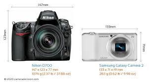 Nikon D700 vs Samsung Galaxy Camera 2 ...