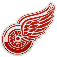 Detroit Red Wings Car Decals Decal Sets Red Wings Car Decal Lids Com