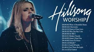 Hillsong Worship Best Praise Songs Collection 2020 - Gospel Christian Songs  Of Hillsong Worship - YouTube