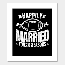 20th wedding anniversary shirt for