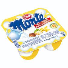 Váng sữa monte Vani cho bé vỉ 4 hộp - Hàng Chất Lượng Cao